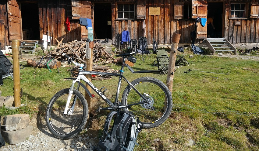 Fahrradrucksack Treckingrucksack