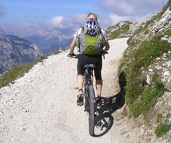 Fahrradrucksack profi